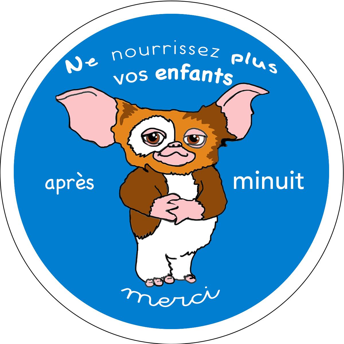 Badge Gremlins