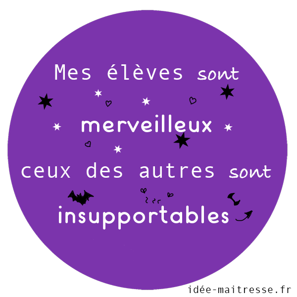 Badge insupportables